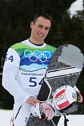 Olympic Winter Games Vancouver 2010 - Olympische Winter Spiele Vancouver 2010, Snowboard (Men's Snowboard Cross), Mateusz LIGOCKI (POL) *Photo by Malte Christians / HOCH ZWEI / SPORTIDA.com.