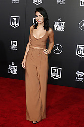 Ashley Iaconetti at the World premiere of 'Justice League' held at the Dolby Theatre in Hollywood, USA on November 13, 2017.