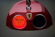April 17, 2014 - Shanghai, China. UBS Chinese Formula One Grand Prix. Ferrari pit light<br /> <br /> © Jamey Price / James Moy Photography