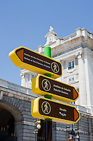 directions in madrid for walkers