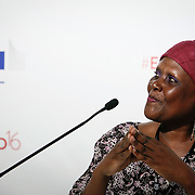 20160616 - Brussels , Belgium - 2016 June 16th - European Development Days - Gender and agricultural entrepreneurship - Kawinzi Muiu , Director of Gender , World Food Programme © European Union