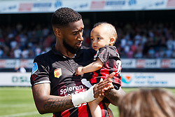 Jeffry Fortes of Excelsior during the Dutch Eredivisie match between sbv Excelsior Rotterdam and Ajax Amsterdam at Van Donge & De Roo stadium on May 06, 2018 in Rotterdam, The Netherlands