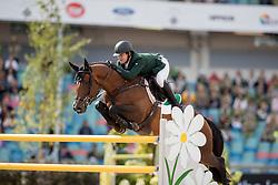 Sweetnam Shane, IRL, Chaqui Z<br /> FEI European Jumping Championships - Goteborg 2017 <br /> © Hippo Foto - Dirk Caremans