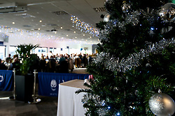 Worcester Warriors Christmas Tree - Mandatory by-line: Robbie Stephenson/JMP - 30/11/2019 - RUGBY - Sixways Stadium - Worcester, England - Worcester Warriors v Sale Sharks - Gallagher Premiership Rugby