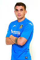 Getafe CF's new player Mauro Arambarri during official photo session.  August 10, 2017. (ALTERPHOTOS/Acero)