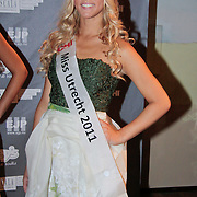 NLD/Nijkerk/20110710 - Miss Nederland verkiezing 2011, Miss Utrecht Mariah Peters