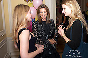 KATE REARDON; NATHALIE MASSENET, Kate Reardon and Michael Roberts host a party to celebrate the launch of Vanity Fair on Couture. The Ballroom, Moet Hennessy, 13 Grosvenor Crescent. London. 27 October 2010. -DO NOT ARCHIVE-© Copyright Photograph by Dafydd Jones. 248 Clapham Rd. London SW9 0PZ. Tel 0207 820 0771. www.dafjones.com.