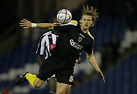 Photo: Rich Eaton.<br /> <br /> West Bromwich Albion v Cardiff City. Carling Cup. 25/09/2007. Cardiff's Glenn Loovens