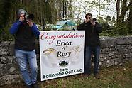 Ireland: Rory McIlroy wedding - 22 April 2017