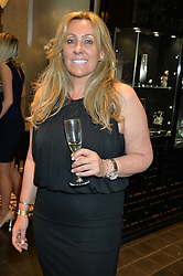 DAME EMMA BROWN at the Thomas sabo & Professional Player cocktail reception at Thomas sabo, 65 South Molton Street, London on 30th September 2015.