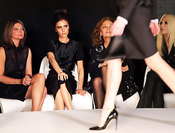 Victoria Beckham at the 2013 International Woolmark Prize final  in London, 2013, Saturday, 16th February 2013  Photo by: Stephen Lock / i-Images