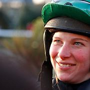 Rachael Green at Kempton