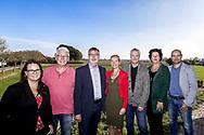 PROGRESSIEF ALTENA 2018<br /> (L-R) Rieka Verbeek, Kees de Waal, Paula Jorritsma, Anne-Wil Maris, Christiaan Alderliesten<br /> <br /> Foto: Geert van Erven