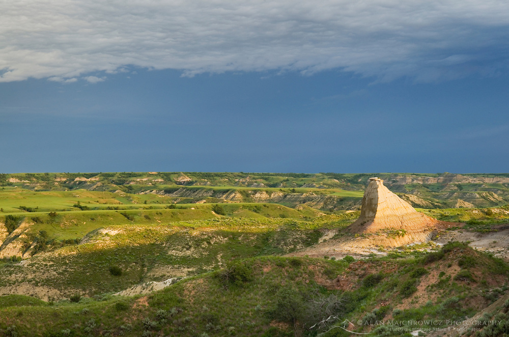 Badlands, Theodore Rossevelt National Park, North Dakota