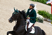 Khaled Abdulaziz Al Eid - Jument Dufee<br /> Alltech FEI World Equestrian Games™ 2010 - Kentucky, USA.<br /> © DigiShots