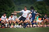 2013 Varsity Soccer vs St Albans
