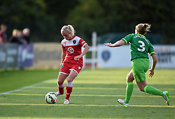 Bristol Academy's Nadia Lawrence - Mandatory by-line: Paul Knight/JMP - 25/07/2015 - SPORT - FOOTBALL - Bristol, England - Stoke Gifford Stadium - Bristol Academy Women v Sunderland AFC Ladies - FA Women's Super League