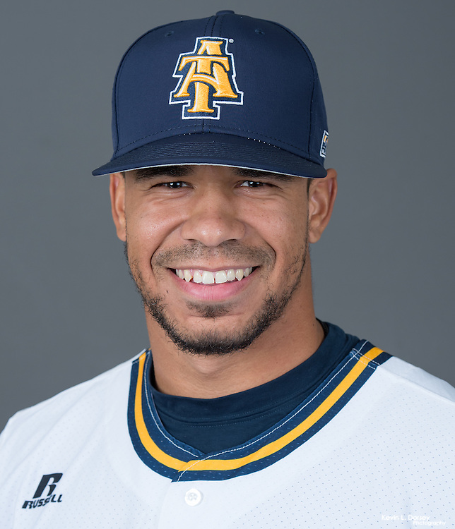 2017 A&T Baseball Team Pictures