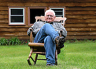 2004- Jerry Apps.Photo Steve Apps.