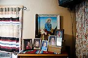 Warren family in Valentine, Nebraska