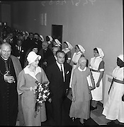 13/06/1961<br /> 06/13/1961<br /> 13 June 1961<br /> Mother Mary Martin <br /> Royal Visit to Ireland by Princess Grace and Prince Rainier of Monaco. The royal couple pay a visit to Our Lady of Lourdes Hospital, Drogheda.<br /> Mother Mary Martin a great Irishwoman