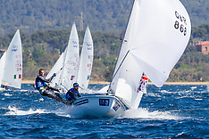 2016 ISAF SWC | 470 Men | Day 1