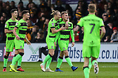 Newport County v Forest Green Rovers 261218