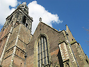 Church in Gouda, Holland