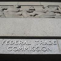 Federal Trade Commission FTC building in Washington, DC