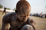 Southern Sudan Wrestling