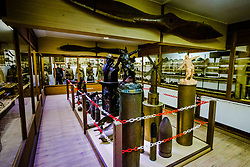 General view of the Sanctuary Wood War Museum near Ypres, Belgium<br /> <br /> (c) Andrew Wilson | Edinburgh Elite media