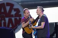 Juan les Pins - Sting And Son Perform At Jazz A Juan - 20 July 2017