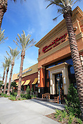 Cheesecake Factory Restaurant at the Anaheim Garden Walk