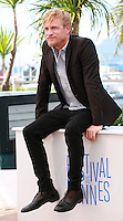 Jérémie Renier at the photo call for the film Saint Laurent at the 67th Cannes Film Festival, Saturday 17th May 2014, Cannes, France.