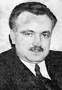 Ivan Popoff, Bulgarian Foreign Minister c1940.