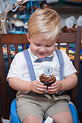 Alexander Johnson's 2nd birthday party at the home of Courtney Blitch and George Long in Abita Springs, Louisiana on June 24, 2017; photo ©2017. George H. Long