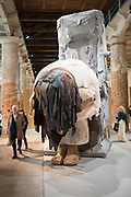 Opening of the Venice Biennale, Arsenale, Venice, 9 May 2019