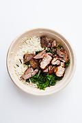 Ginger Pork Bowl from Roast ($12.75)