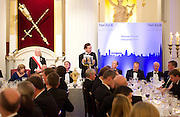 TheCityUK<br /> Annual Dinner <br /> 4th November 2014 <br /> at The Mansion House, London, Great Britain <br /> <br /> Lord Green <br /> TheCityUK Advisory Council Chairman <br /> <br /> The Rt Hon the Lord Mayor <br /> Alderman Fiona Woolf CBE <br /> <br /> <br /> The Rt Hon Philip Hammond MP <br /> Secretary of State for Foreign and Commonwealth Affairs <br /> speech <br /> <br /> <br /> Photograph by Elliott Franks <br /> Image licensed to Elliott Franks Photography Services