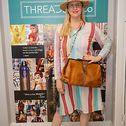 Sonja von Turon is a Stylist Fashion entrepreneur attends the Threads & Co Beauty launches permanent retail concept store everything from coffee to beauty to retail therapy on 24th May 2017. by See Li