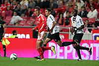 20111029: LISBON, PORTUGAL - SL Benfica vs Olhanense: Portuguese League 2011/2012. <br /> In photo: Benfica's forward Rodrigo Moreno.<br /> PHOTO: Carlos Rodrigues/CITYFILES