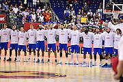 DESCRIZIONE : Berlino Eurobasket 2015 Group B Spagna Italia Spain Italy<br /> GIOCATORE :&nbsp;team<br /> CATEGORIA : nazionale maschile senior A<br /> GARA : Berlino Eurobasket 2015 Group B Spagna Italia Spain Italy<br /> DATA : 08/09/2015<br /> AUTORE : Agenzia Ciamillo-Castoria