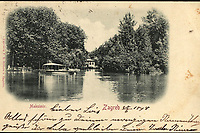 Zagreb : Maksimir. <br /> <br /> ImpresumZagreb : Papirnica F. X. Hribara, 1898.<br /> Materijalni opis1 razglednica : tisak ; 9 x 14 cm.<br /> NakladnikPapirnica F. X. Hribar<br /> Mjesto izdavanjaZagreb<br /> Vrstavizualna građa • razglednice<br /> ZbirkaZbirka razglednica • Grafička zbirka NSK<br /> Formatimage/jpeg<br /> SignaturaRZG-MAKS-37<br /> Obuhvat(vremenski)19. stoljeće<br /> PravaJavno dobro<br /> Identifikatori000936741 • GZ 266/1981<br /> NBN.HRNBN: urn:nbn:hr:238:057530 <br /> <br /> Izvor: Digitalne zbirke Nacionalne i sveučilišne knjižnice u Zagrebu