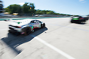 August 5-7, 2016 - Road America: #27 Cedric Sbirrazzuoli, Luca Persiani, Dream Racing, Lamborghini Huracán GT3