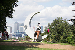 Thomsen Peter (GER) - Horseware's Barny<br />  Olympic Games London 2012<br /> © Dirk Caremans