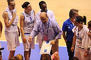 Vannes 16 Giugno 2013 <br /> Eurobasket Women 2013<br /> Italia - Spagna <br /> Nella foto: roberto ricchini<br /> Foto Ciamillo