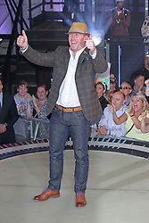 © Licensed to London News Pictures. 12/09/2014, UK. James Jordan, Celebrity Big Brother Summer 2014 - Live Final, Elstree Studios, Elstree UK, 12 September 2014. Photo credit : Brett D. Cove/Piqtured/LNP