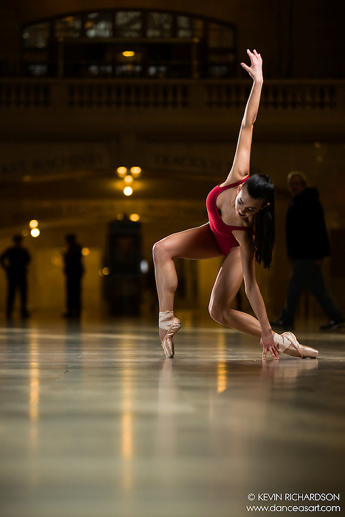 Dance As Art The New York Photography Project Grand Central Series with Rachel Perla