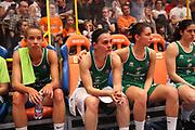 Jessica KUSTER, Dearica HAMBY, Agnese SOLI<br /> Passalacqua Ragusa vs Famila Schio<br /> Lega Basket Femminile 2017/2018<br /> Schio, 13/05/2018<br /> Foto E. Castoria/Ag. Ciamillo-Castoria