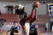 John Brown<br /> Unicusano Roma - Benacquista Assicurazioni Latina<br /> Campionato Basket LNP 2016/2017<br /> Roma 06/11/2016<br /> Foto Ciamillo-Castoria